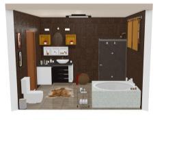 banheiro casal casa 40