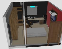 quarto gamer modelo 1