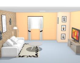 sala de estar/ cenário p/ vídeos