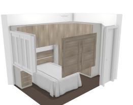 Moradas Pelotas Dormitório de casal02- Pelotas-RS