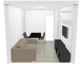 Nossa Sala sofa real
