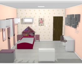 quarto infantil Júlia