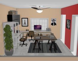 Escritório casa nova