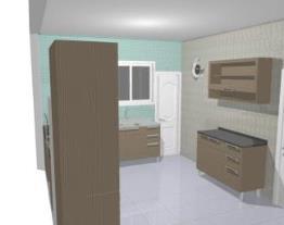 Cozinha madeira Jazz 12