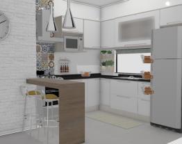 Cozinha (microondas) invertido