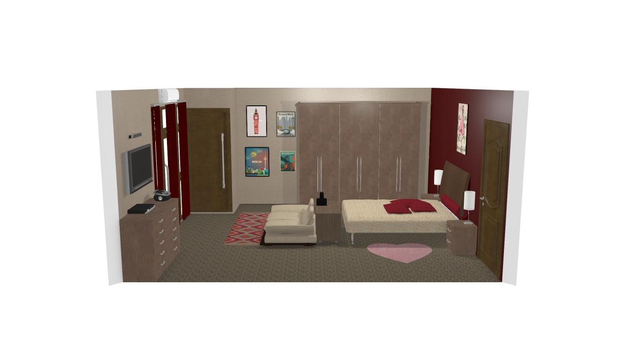 Nosso quarto