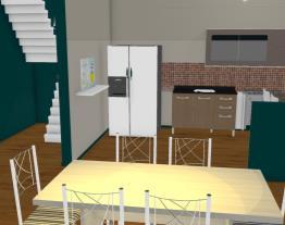 Meu projeto no Mooble Sala, cozinha