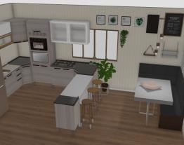Cozinha/sala de jantar - Found404