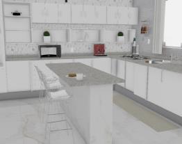 cozinha  chata de galocha