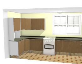 Cozinha Nicioli 1,80x 1,50