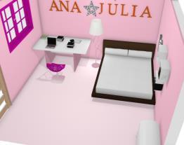 quarto da Ana Julia