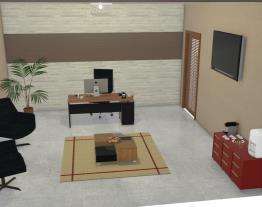 recpção escritório