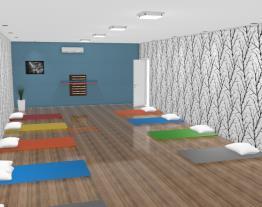 Sala de Descanso - Fundição Honda
