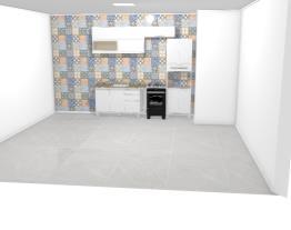 Cozinha blue bruno