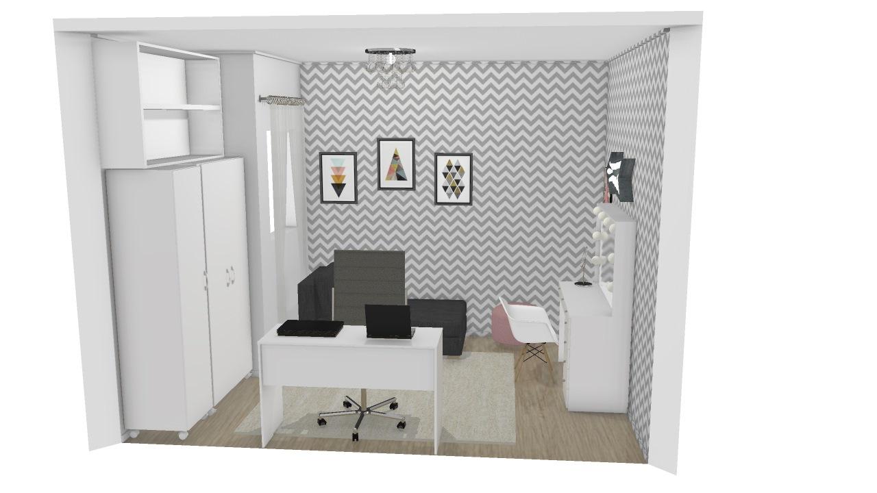 Nosso cantinho - Closet/Office