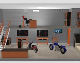 oficina motos