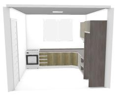 Leiva cozinha modulada