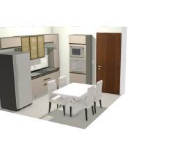 projeto Gerson cozinha