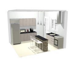 Casa s2 - Cozinha 01