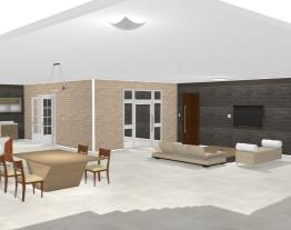 sala/cozinha/churrasqueira