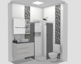Banheiro Novo Suíte