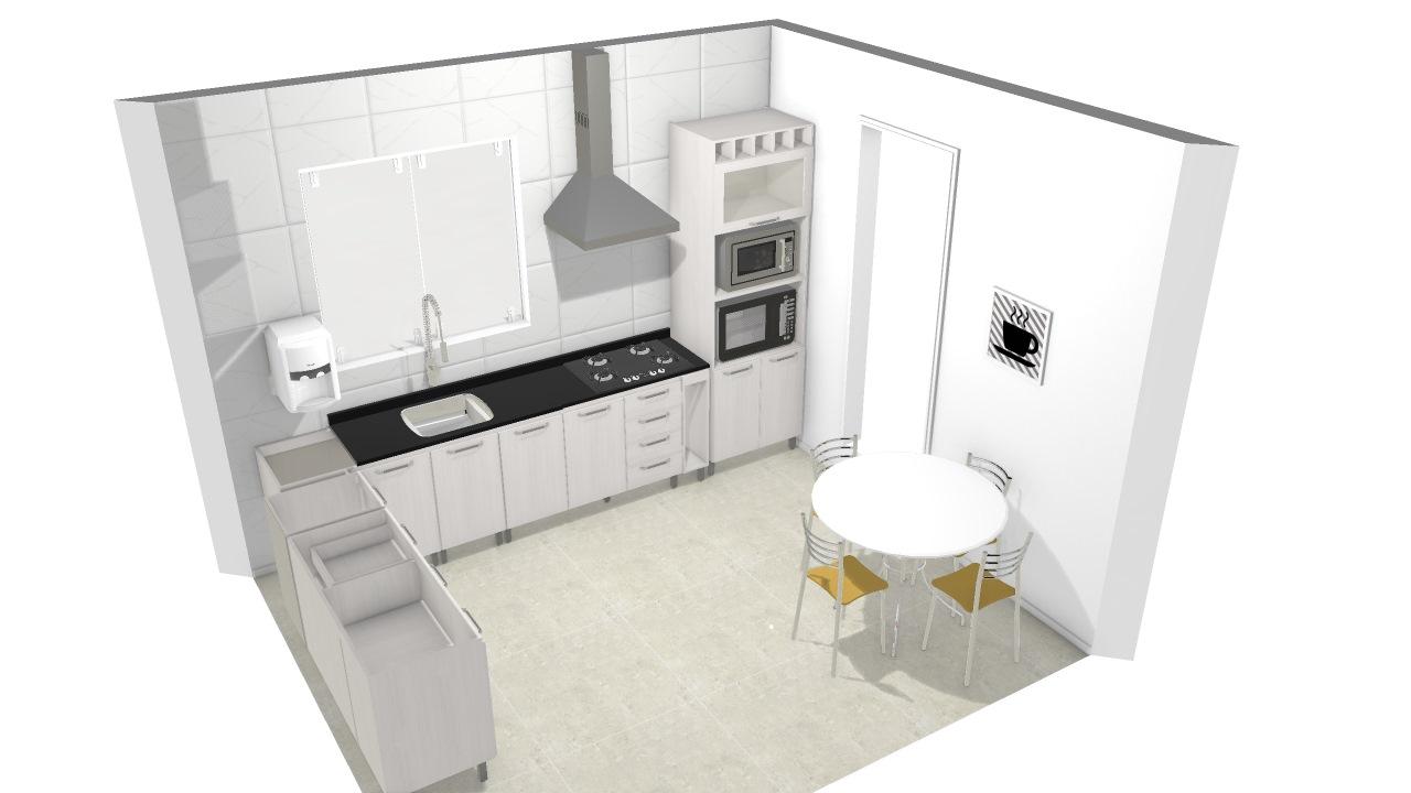 Cozinha Tia Aline 1
