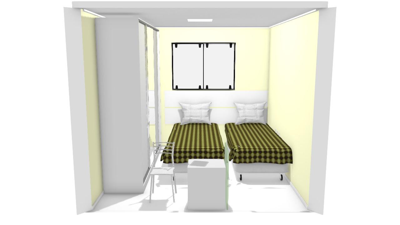 Claudiene quarto 2