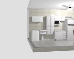 Cozinha 2 Meu projeto no Mooble