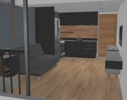 1º piso - Opção 2
