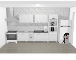 Cozinha - Casa Nova