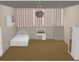 quarto patricinha