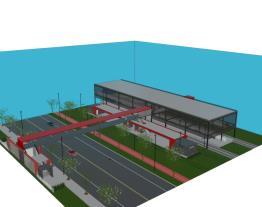 Estação Regional Nova Brasil