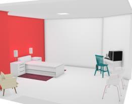 quarto simples tumblr