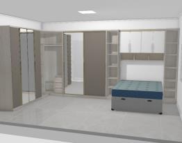 Projeto quarto principal