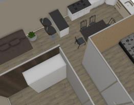 projeto casa 4 quartos Maikon
