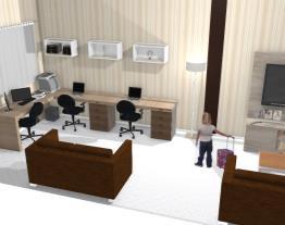 Estação de Trabalho - SALA