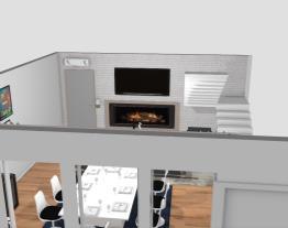 sala de estar/ jantar - renata