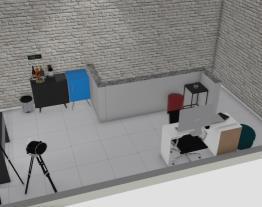 Projeto estúdio