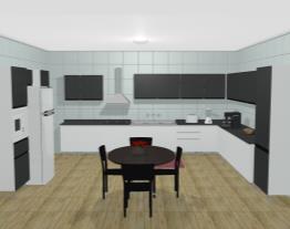 cozinha stilo plus br preto