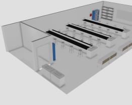 laboratório farmacia