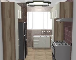 Cozinha Apartamento 11