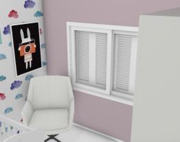 quarto de um princesa  (bebe)