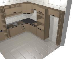 Meu projeto cozinha nane