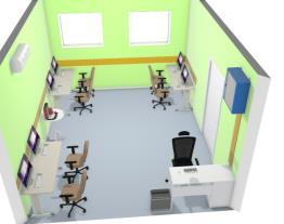 Projeto de rede de um escritório - Senac