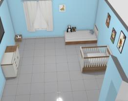 quarto de bebe (menino)