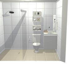 Banheiro Italínea