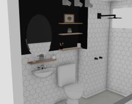 Banheiro Tenda 2