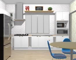 Minha futura cozinha