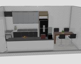 cozinha agora