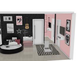April's bedroom